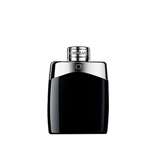 Mont Blanc Legend Eau de Toilette Spray for Men, 3.3...