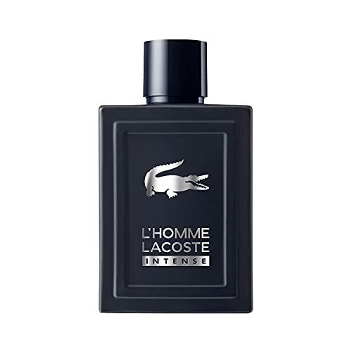 Lacoste L'homme Intense Eau De Toilette, 3.3 oz