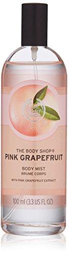 The Body Shop Pink Grapefruit Body Mist, Paraben-Free...