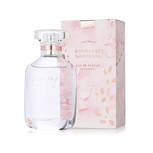 Thymes Perfume - 1.75 Fl Oz - Goldleaf Gardenia