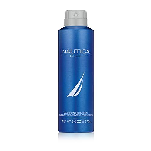 Nautica Blue Body Spray, 6 Fl Oz