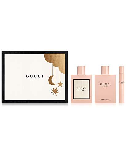 Gucci Bloom for Women 3 Piece Set Includes: 3.3 oz Eau...
