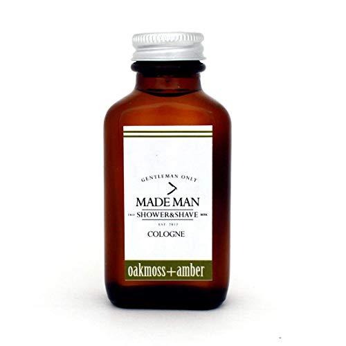 Oakmoss+Amber Cologne - Best Selling Scent - Made Man...