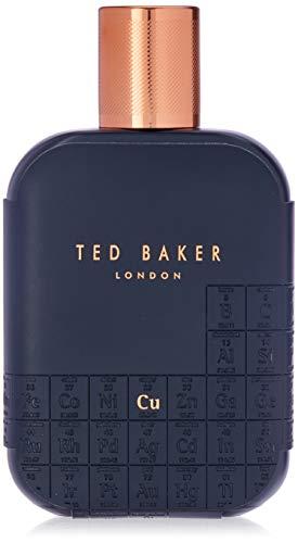 Ted Baker Tonic CU Copper Eau de Toilette, 3.3 Fl Oz