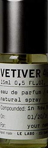 LE LABO VETIVER 46 eau de parfum 0.5 fl oz