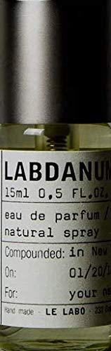 LE LABO LABDANUM 18 eau de parfum 0.5 oz