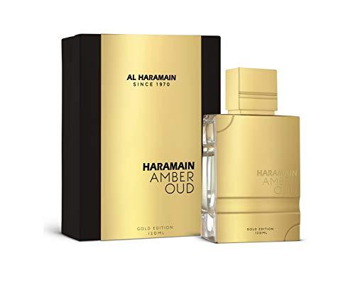 AL Haramaìn Amber Oud Gold Edition UNISEX 4.0 Oz Eau...