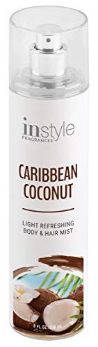 Instyle Fragrances | Body & Hair Mist | Caribbean...