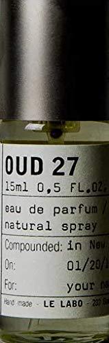 LE LABO YLANG OUD 27 eau de parfum 0.5 fl oz