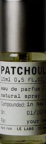 LE LABO PATCHOULI 24 eau de parfum 0.5 fl oz