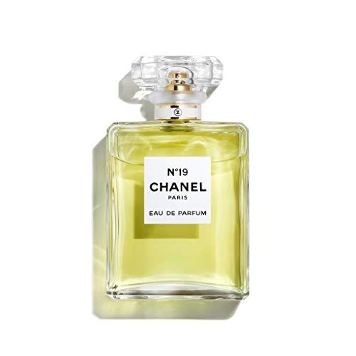 No. 19 by Chanel for Women, Eau De Parfum Spray, 3.4...