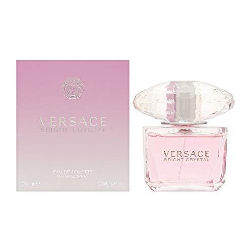 Versace Bright Crystal Eau de Toilette Spray for Women,...
