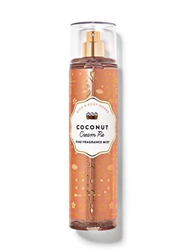 Bath & Body Works Coconut Cream Pie Fine Fragrance Mist...