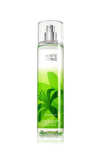 Bath and Body Works Fine Fragrance Mist, White Citrus,...