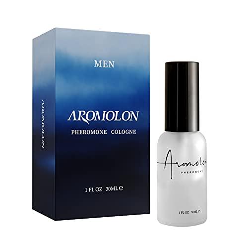 AROMOLON Aquatic Fragrance Pheromone Cologne for Men...