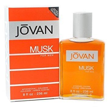 Jovan Musk By Jovan For Men. Aftershave Cologne 8...