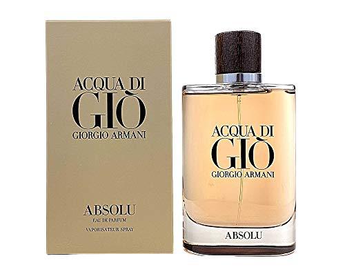 Acqua di Giò Absolu Eau de Parfum Spray, Men, 4.2 Fl...