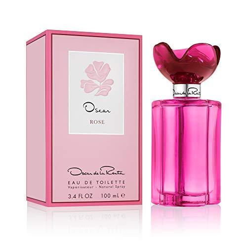 Oscar De La Renta Eau-De-Toilette, Rose, 3.4 Ounce