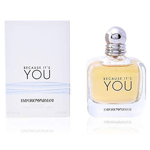 Emporio Armani Because It's You Eau De Parfum 3.4 Ounce...