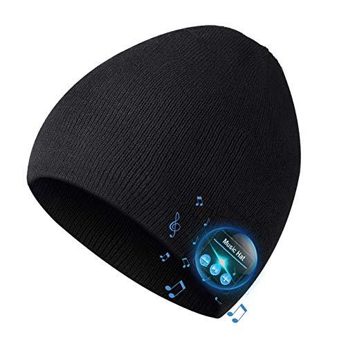 Bluetooth Beanie for Men Bluetooth Hat,Unique Tech...