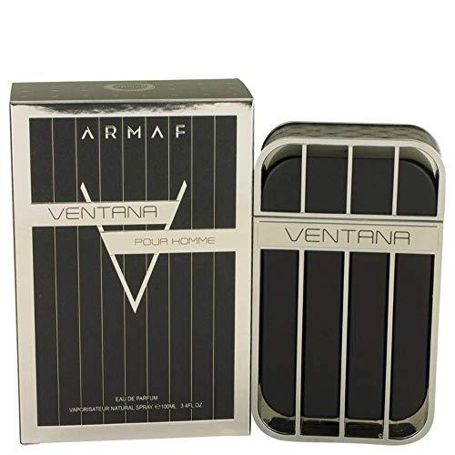 F Armaf Ventana Pour Homme Eau De Parfum Spray for Men,...