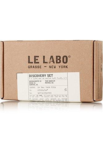 Le Labo Discovery Set Santal 33, Rose 31, Bergamote 22,...