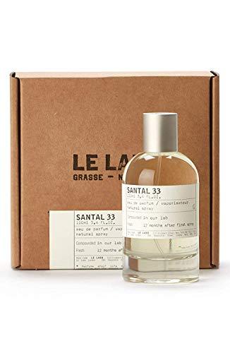 Le Labo Santal 33 Eau de Parfum 3.4oz/100ml