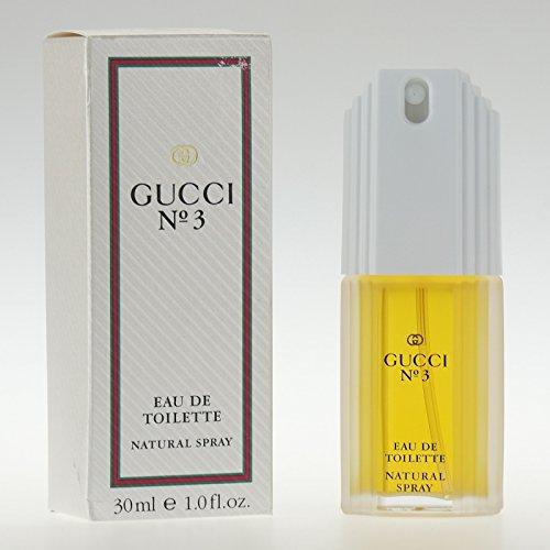 Gucci No 3 by Gucci for Women 30ml (1oz) Eau de...