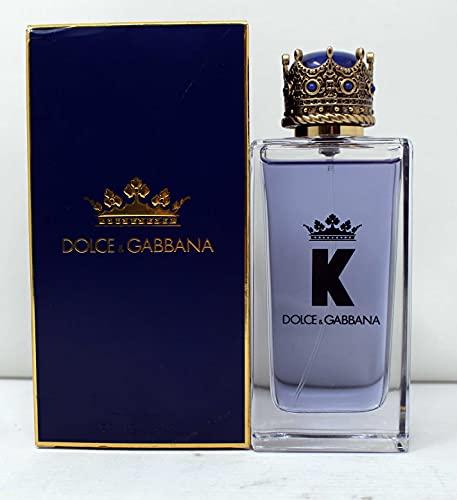 Dolce and Gabbana K Eau de Toilette Spray, 3.3 Fl Oz...