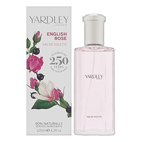 Yardley of London English Rose 4.2 oz Eau de Toilette...