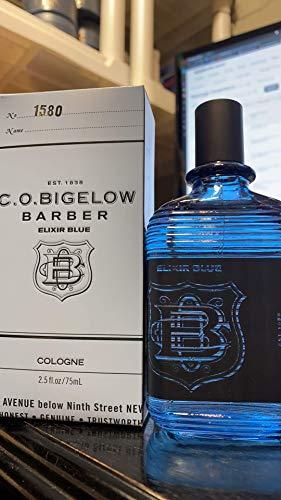 C.o. Bigelow Barber Elixir Blue Cologne for MEN By Bath...