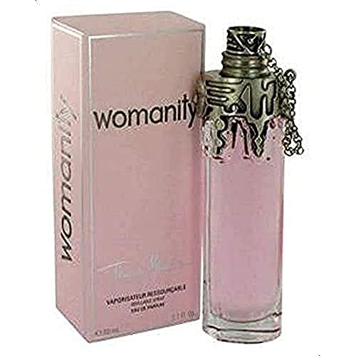 Womanity by Thierry Mugler for Women, Eau de Parfum...