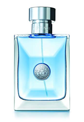 Versace Pour Homme Eau De Toilette Natural Spray, 3.4...