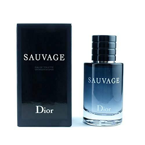Christian Dior Sauvage Eau De Toilette Spray for Men,...