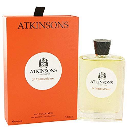 Atkinsons 24 Old Bond Street Men 3.3 oz EDC Spray