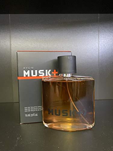 Avon Musk + Fire Eau de Toilette 2.5 oz