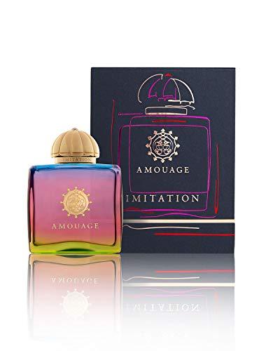 AMOUAGE Imitation Woman Eau De Parfum Spray, 3.3 Fl Oz