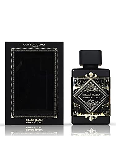 Oud For Glory (Bade'e Al Oud) EDP Perfume By Lattafa:...