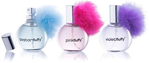 Girls Perfume Body Mist Fragrance Gift Set – 3 Piece...