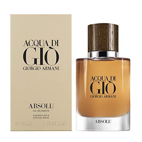 GIORGIO ARMANI Acqua Di Gio Absolu for Men Eau De...