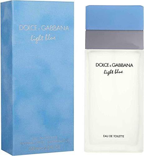 D & G Light Blue By Dolce & Gabbana For Women. Eau De...