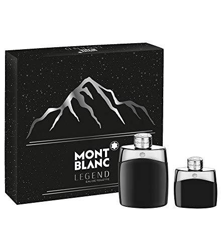 MONTBLANC Montblanc Legend Eau de Toilette 2 Piece Set,...