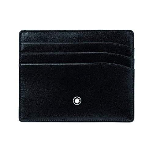 Montblanc 106653 Meisterstuck 6cc Wallet Pocket Card...