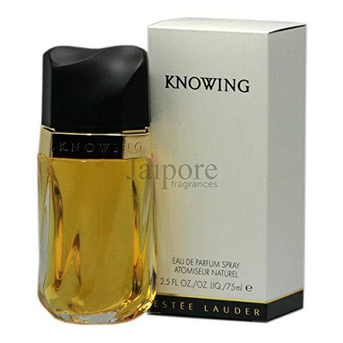 Estee Lauder Knowing Eau de Parfum Spray, 2.5 Ounce