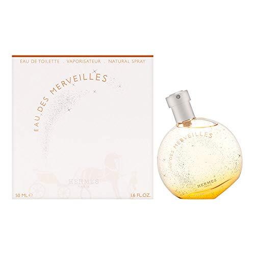 Eau Des Merveilles By Hermes For Women. Eau De Toilette...