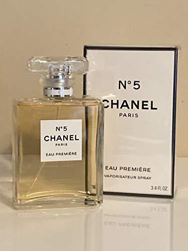 Chânél No. 5 by Chânél Eau De Parfum Premiere Spray...