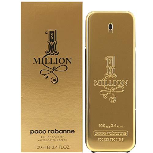One 1 Million 3.4 Fl Oz for men by Paco Rabanne