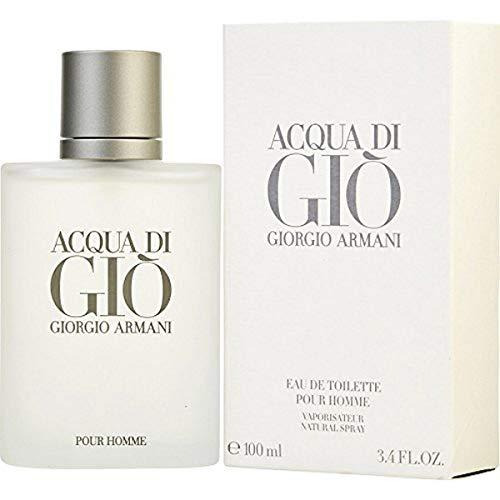 Acqua Di Gio 3.4 Fl. Oz. Eau De Toilette Spray Men by...