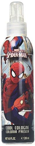 Marvel Ultimate Spider Man for Kids Cool Cologne Body...