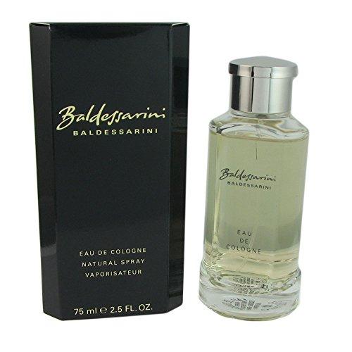 Baldessarini Eau de Cologne Spray for Men, 2.5 Ounce
